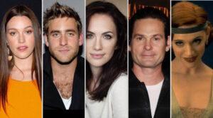 Maldición De Hill House Bly Manor Actores Elenco Netflix Serie De Terror