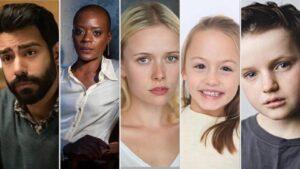 Maldición De Hill House Bly Manor Actores Elenco Netflix Serie De Terror Nuevo