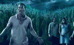 Patrick Wilson Fantasmas Terror Lo Siguen En La Hierba Alta
