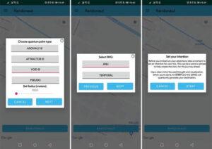 Randonautica App Aplicación Terror Lugares Embrujados Anomalía