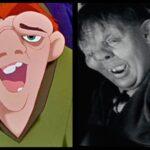El Jorobado De Notre Dame Verdadera Historia De La Vida Real Esmeralda Quasimodo Cuento De Disney