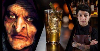 El Bar De Las Brujas Ciudad De México Colonia Roma Cocteles Remedios Herbología Bebidas Leyenda Mujeres