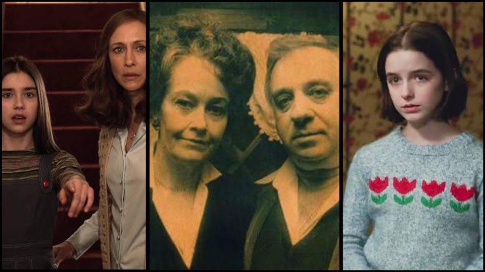 Judy La Hija De Los Warren Lorraine Y Edward Annabelle