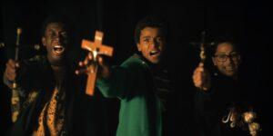 Vampiros Vs El Bronx Netflix Terror