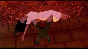 Verdadera Historia De El Jorobado De Notre Dame Disney Real Esmeralda Quasimodo Teoría Oscura