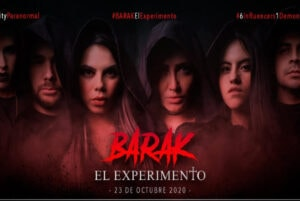 Barak El Experimento Reality Show Paranormal
