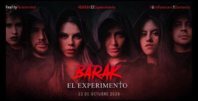 Barak El Experimento Paranormal Reality Show