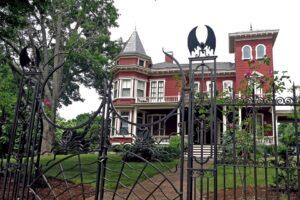 Casa De Stephen King Tour
