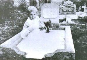Fantasma Foto Cementerio