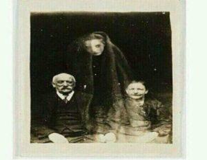 Fantasma Foto Miedo