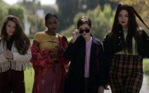 Jóvenes Brujas Película Nueva Remake