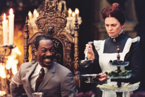 The Haunted Mansion, Eddie Murphy, Dina Waters, 2003, (c) Walt Disney