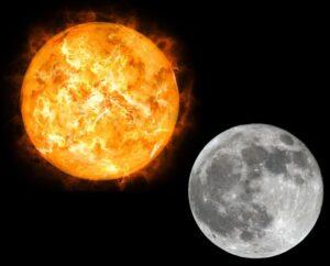 Leyenda De La Luna Y El Sol