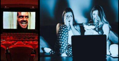 Películas De Terror Te Ayudan A Perder Peso Calorías Miedo