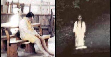 Fotografías De Fantasmas Reales Paranormales Escalofriantes