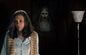 Vera Farmiga El Conjuro Manifestaciones Paranormales 5