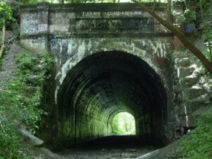 El Túnel De Moonville Leyenda