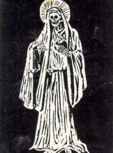 Santa Muerte Santisima